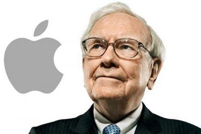 Warren Buffett lãi gần 100 tỷ USD từ cổ phiếu Apple
