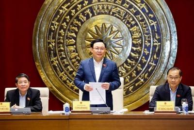 Chủ tịch Quốc hội chỉ đạo sớm triển khai sửa đổi Luật Đất đai