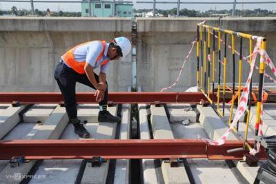 Tổng thầu chậm báo nguyên nhân sự cố Metro Số 1