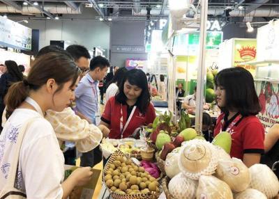 Trái cây Việt Nam xuất khẩu sang Thái Lan tăng hơn 240%
