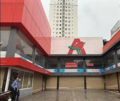 Hệ thống siêu thị Auchan rút khỏi Việt Nam, để lại vụ kiện hàng trăm tỉ đồng