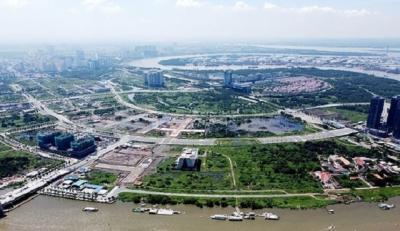 TP.HCM chuẩn bị bán đấu giá hơn 30.000m2 đất ở Thủ Thiêm
