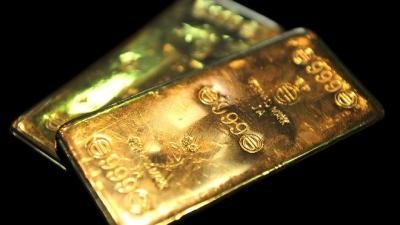 Vàng thế giới dao động gần mức đáy nhiều tháng khi lãi suất trái phiếu Mỹ tăng